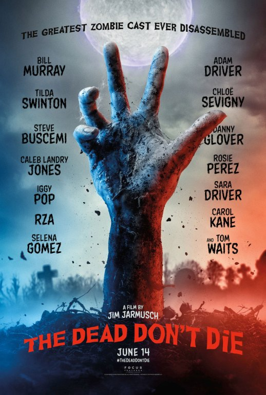 The Dead Dont Die Poster