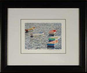 Still Waters Framed Mini Print
