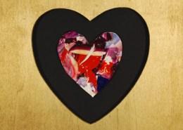 Valentine Easel #40