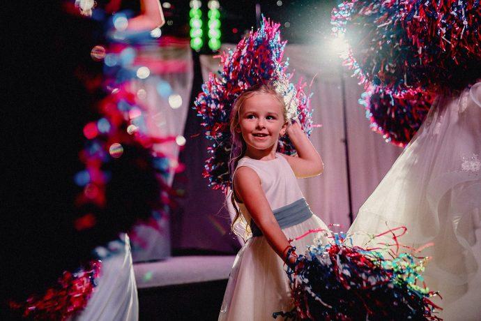 bridesmaid cheerleader