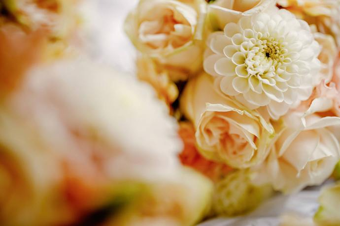 flowers for wirral wedding