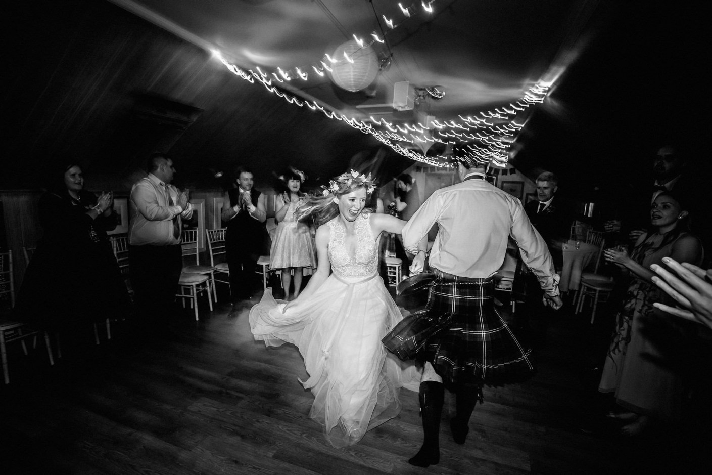 first dance flash photo