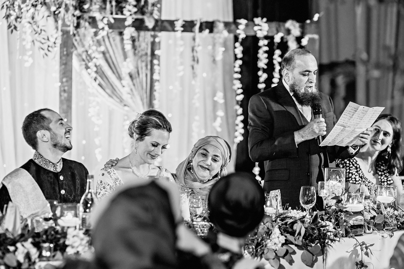 speech from father of the groom