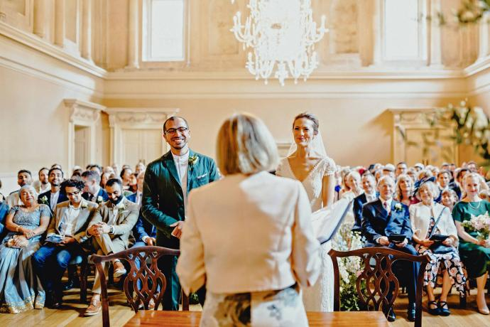 civil marriage at the assembly rooms,
