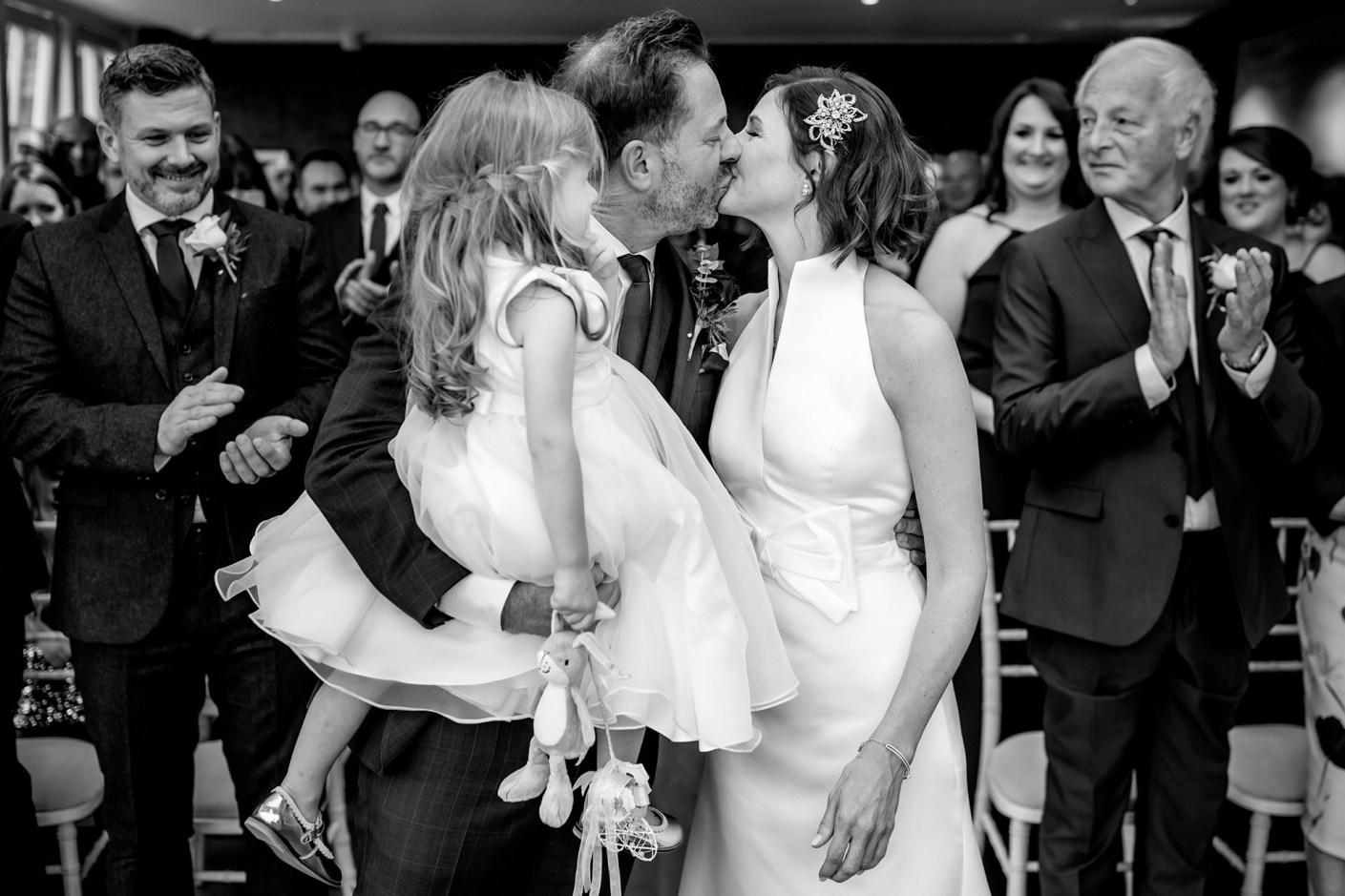 kiss, nuptials