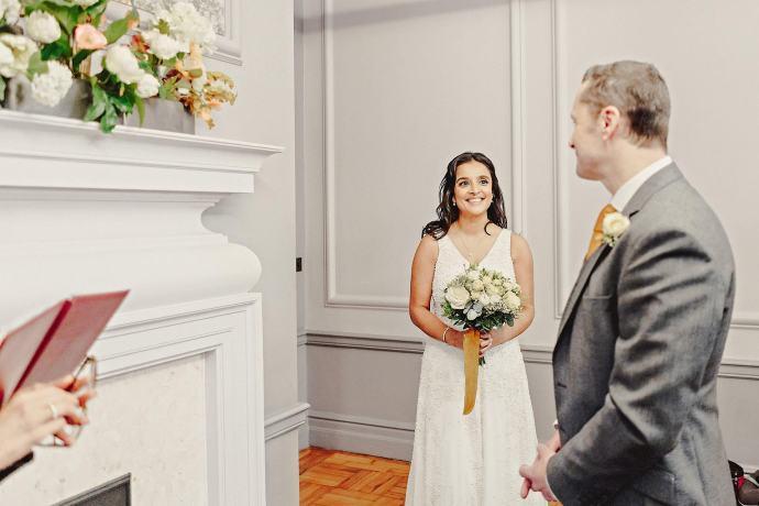 wedding service in london