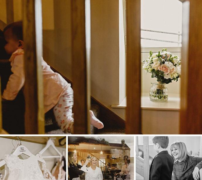 the ashes barns wedding photographer