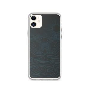 The Blue Tempest – iPhone Case