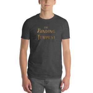 The Binding Tempest – Short-Sleeve T-Shirt