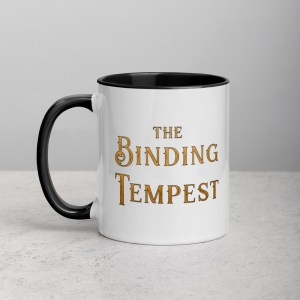 The Binding Tempest – Mug with Color Inside
