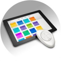 Powerview Tablet, Motorization, Automation
