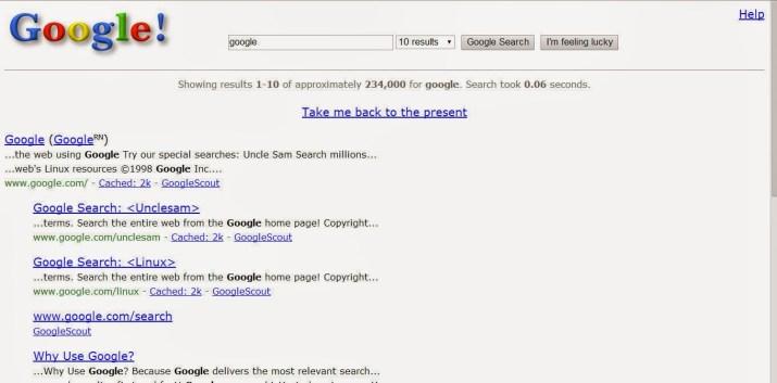 google 1998