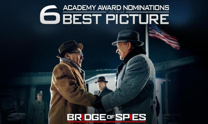 Bridge of Spies © 2015 20th Century Fox