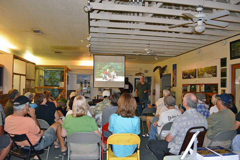 Author Steven T. Callan discusses one of the major wildlife investigations in his book Badges, Bears, and Eagles