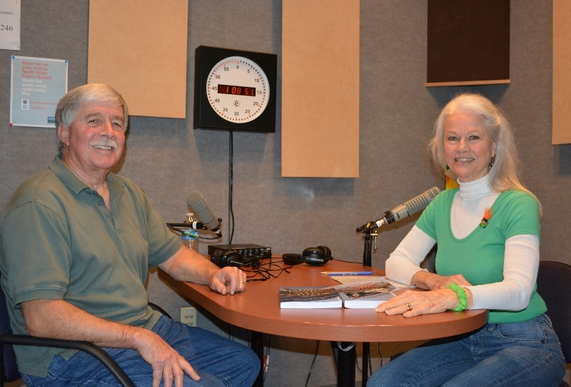 Author Steven T. Callan discusses his book, The Game Warden's Son, with Nancy Wiegman, host of NPR's Nancy's Bookshelf