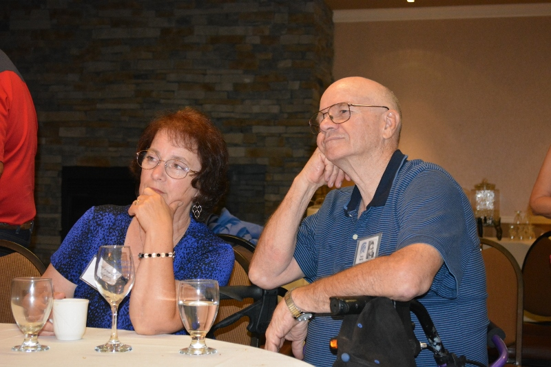 Orland High School Class of '66 Classmate and Wife