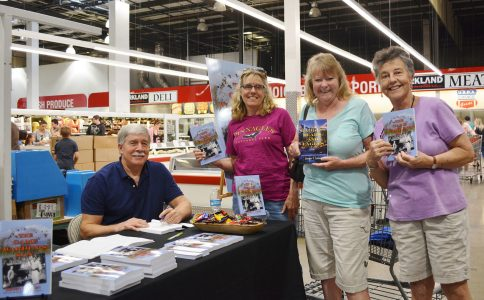 A book signing with Author Steven T. Callan