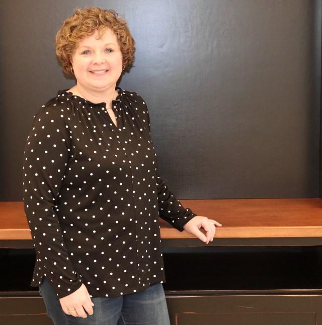 Becki Sumrall- Lead Designer