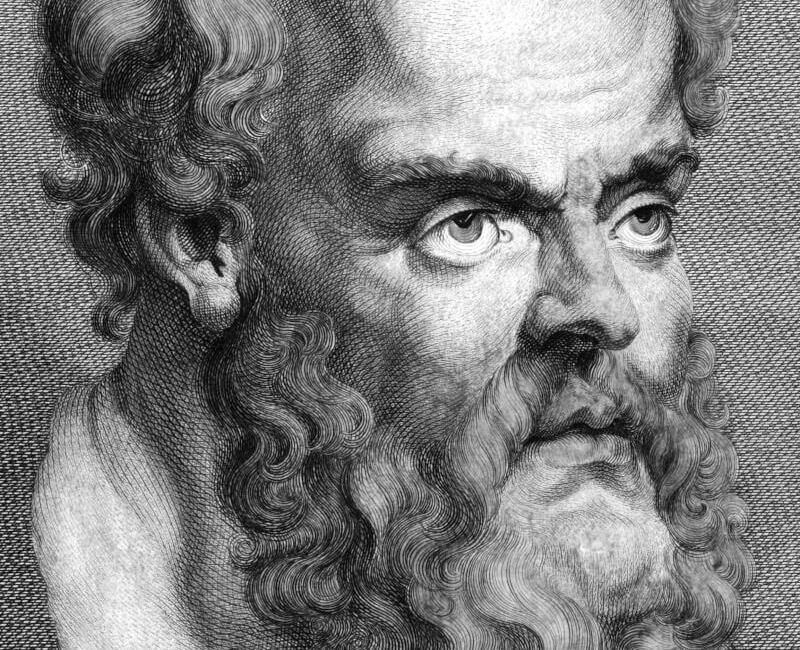 Socrates Handles Gossip