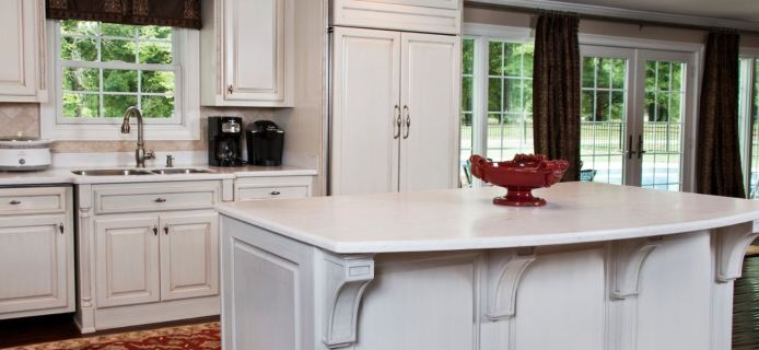 14 - Custom Cabinets