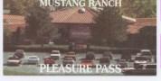 Mustang Ranch Coupon