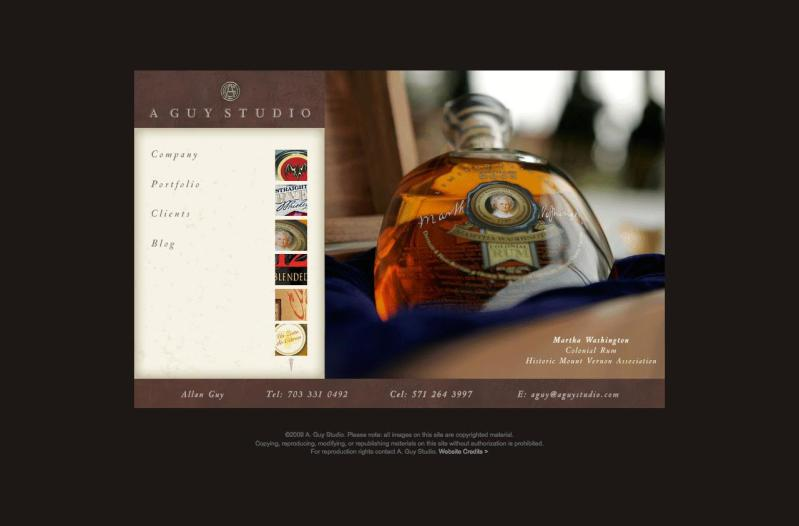 Allan Guy Studio Spirits