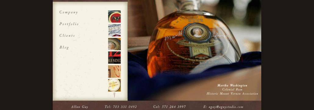 Allan Guy Studio Spirits