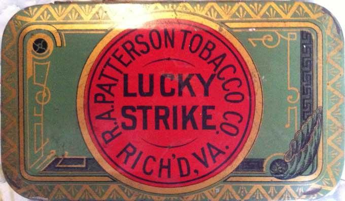 Lucky Strike Label