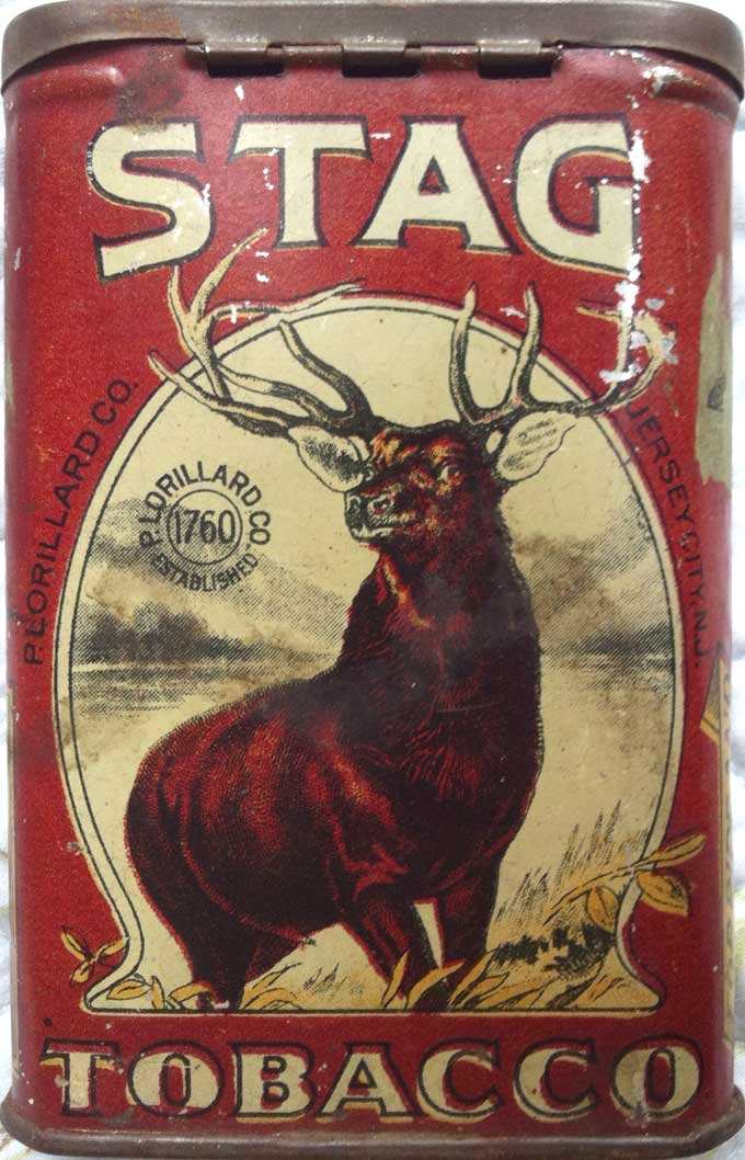 Stag Label