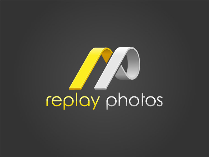 Replay Photos Logo 3