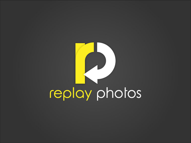 Replay Photos Logo 4