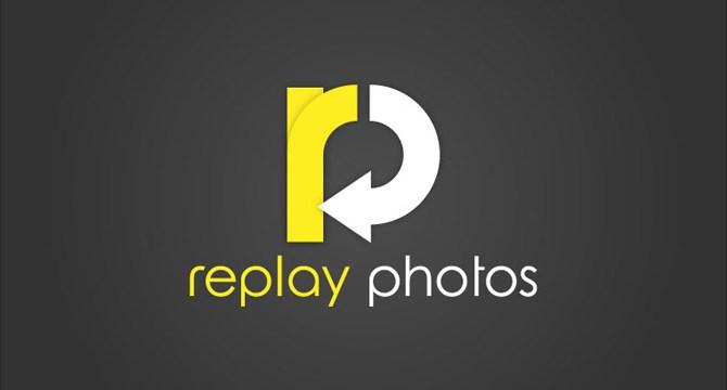Replay Photos Logo 4