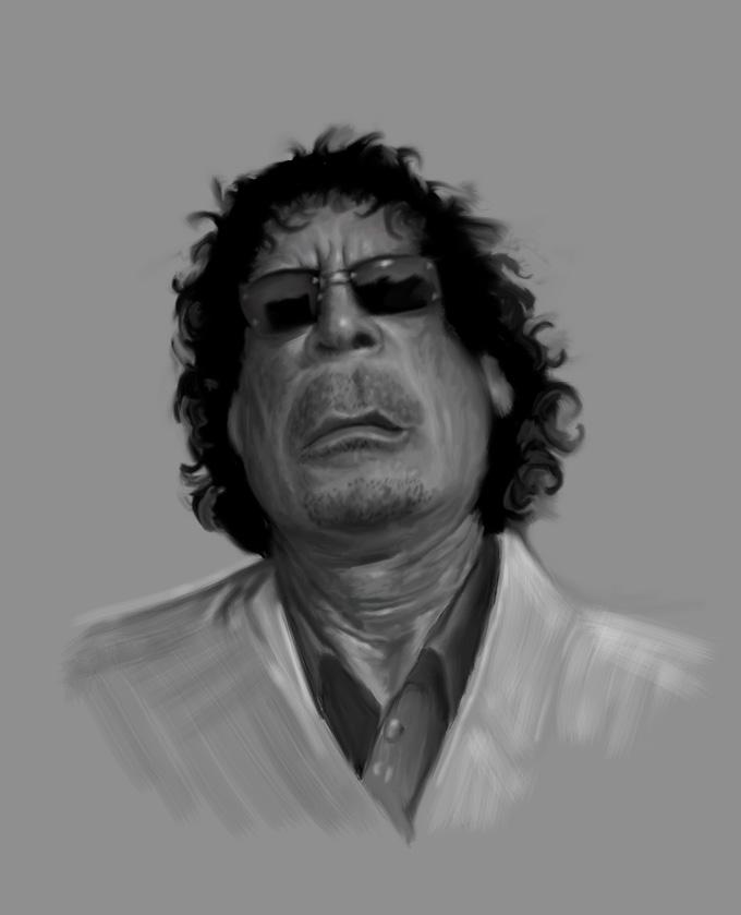 Muammar Gaddafi 4