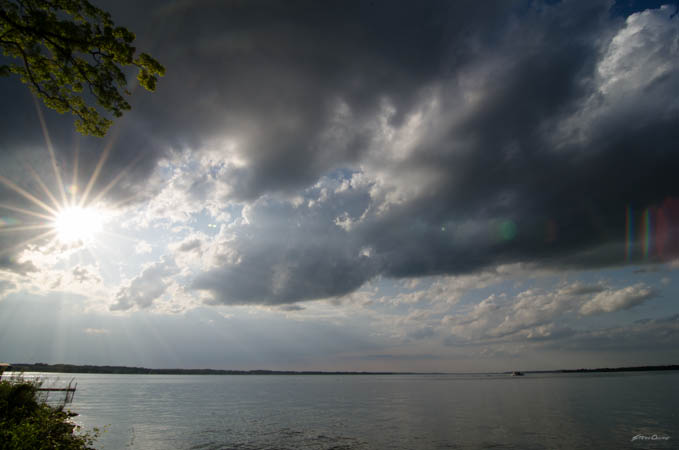 Cayuga Clouds