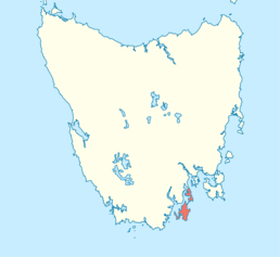 bruny-location