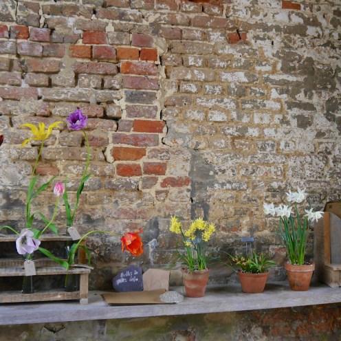 The entrance porch - still life