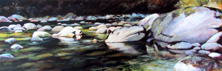 """Seymour Slow and Steady 12"""" x 36"""""""