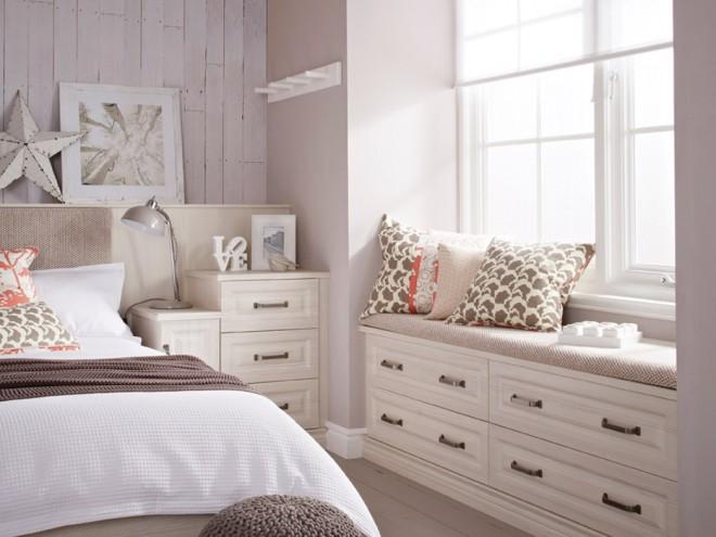 Bosworth White Bedroom