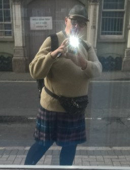 man about town in Pride Of Scotland