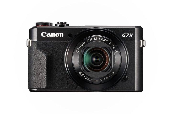 best vlogging camera canon g7 x mark II