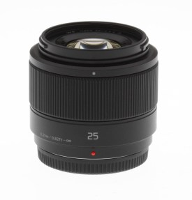 panasonic 25mm f1.7 lens review