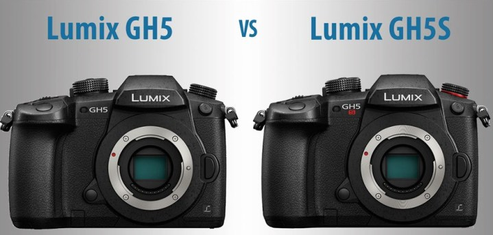 GH5S vs GH5. I bought a GH5 and here's why.