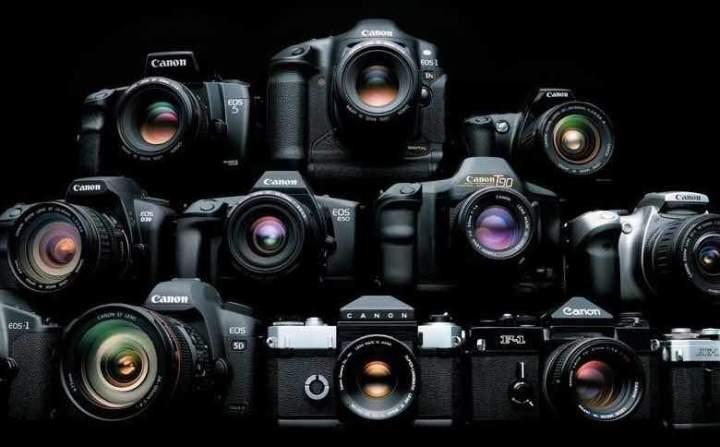 canon camera bodies