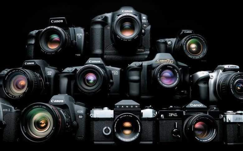 canon camera bodies