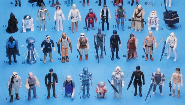 star wars kenner action figure collectibles