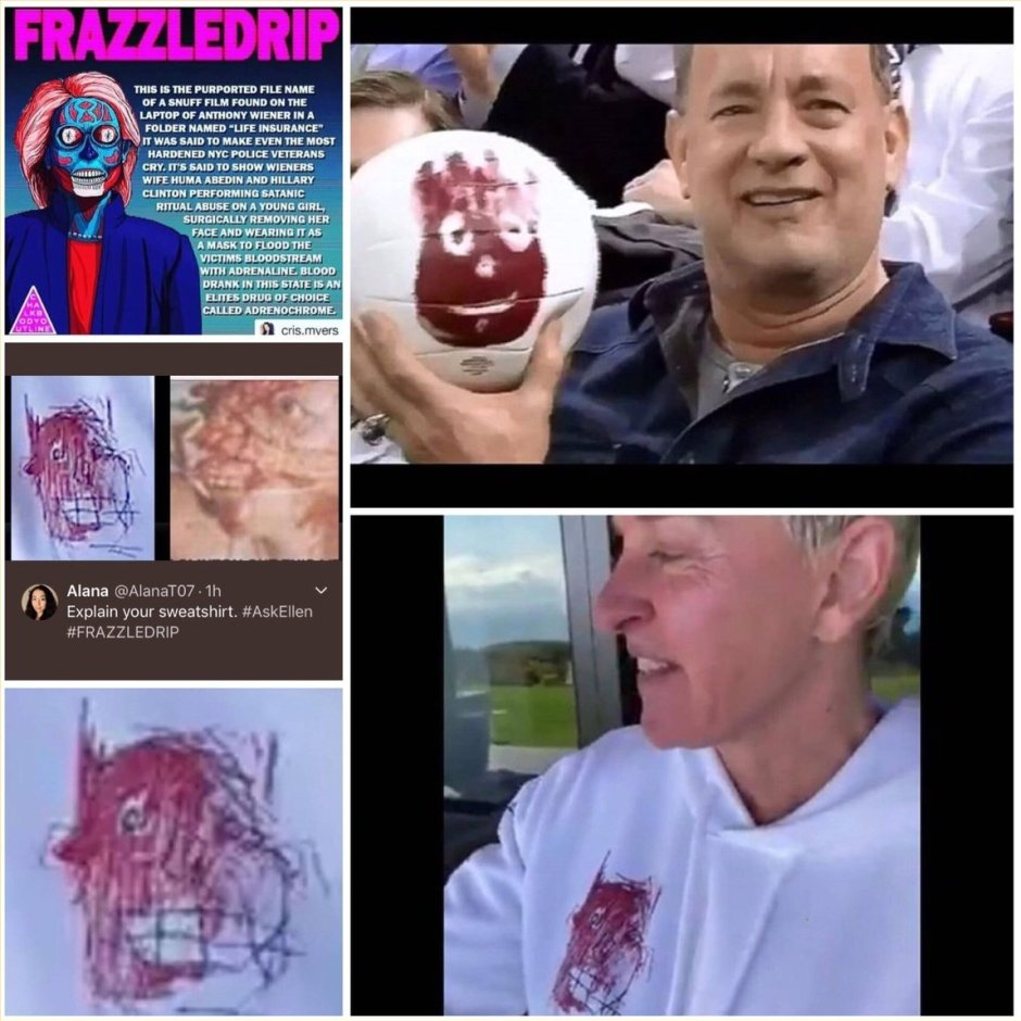 Hollywood actors and politicians use adrenochrome to stay looking young. Adrenochrome is a satanic drug.