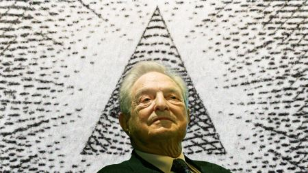 George Soros wants to destroy America for NWO