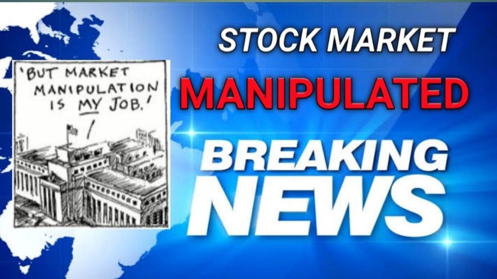 Stock market manipulation exposed by reddit stock traders