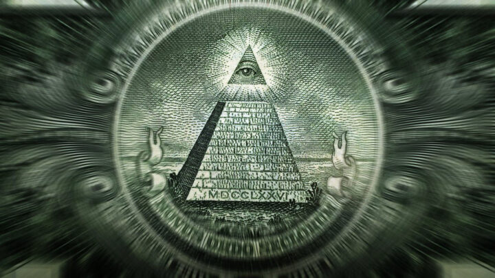 Blood lines within The Deep State go back centuries, as far back as ancient Egypt and beyond. The all seeing eye