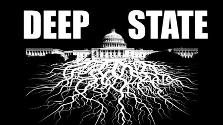 Deep State pedophile ring